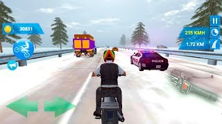 Highway Moto Bike Rider Game 2019 - Gameplay Android game - bike riding game