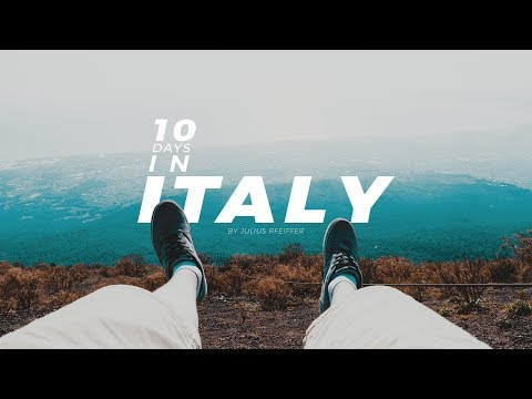 10 DAYS IN ITALY by Julius Pfeiffer