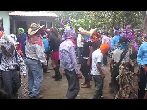 Carnaval cañada de colotla pantepec puebla 2016
