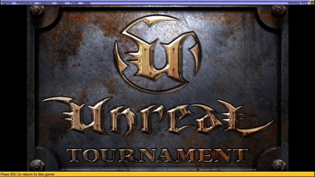 unreal tournament 1999 gameplay - YouTube
