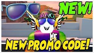 Roblox NEW PROMO CODE! - Super Social Shades! (2019)