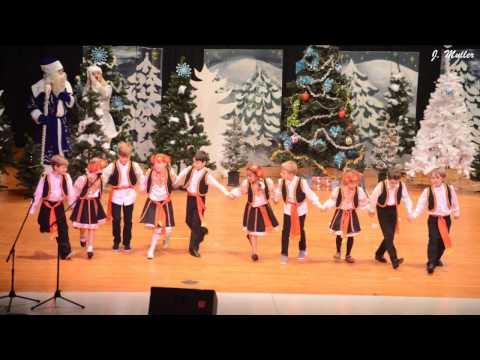 Moldovian Hora. School Yunost, Charlotte NC