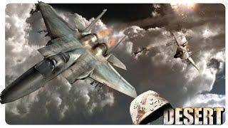 Flieger Ass(hole) (Battlefield 1942 Desert Combat) LAN '14