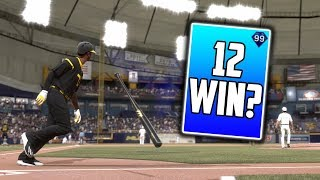 I CAN'T BE STOPPED! MLB The Show 17 Battle Royale