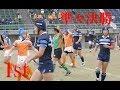 東海大仰星 × 春日丘高 (前半) 高校選抜ラグビー2014-404