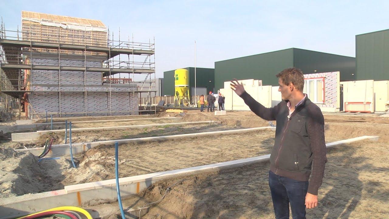 Huis Als Bouwpakket : Reportage: je huis als bouwpakket met prefab woningen tv enschede