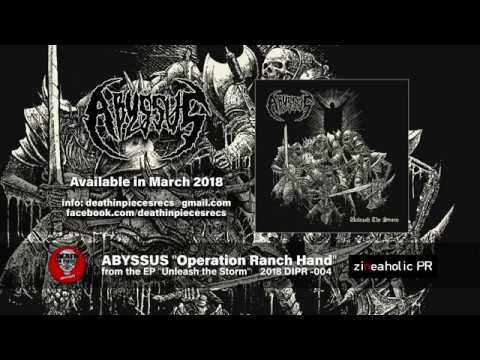 "ABYSSUS EP ""Unleash the Storm"" - Track ""Operation Ranch Hand"""