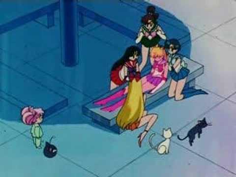 Sailor Moon : Separazione