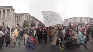 360: Womens March on Washington (C-SPAN)