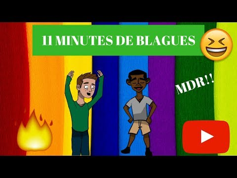 +11 MINUTES DE BLAGUES DE TONTON - Compilation des blagues