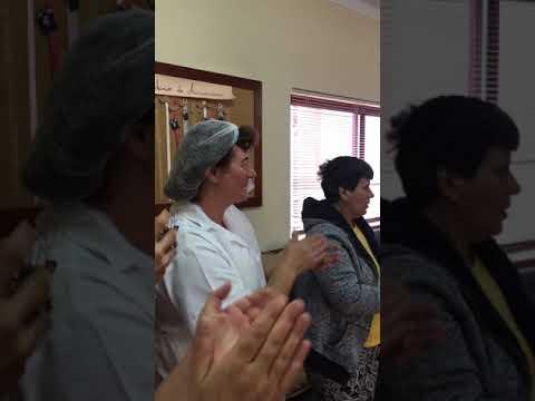 Patrick no Centro Social São João do Campo