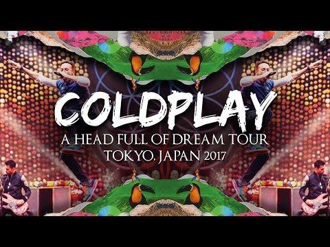 Coldplay Tokyo Japan 2017 Mp3