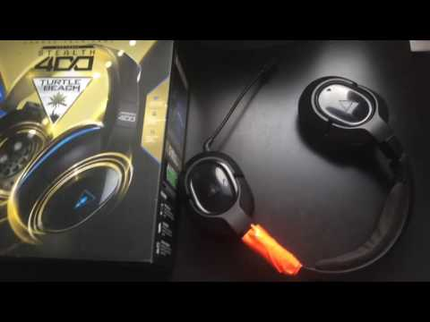 DON'T BUY TURTLE BEACH'S STEALTH 400 HEADSET!!!