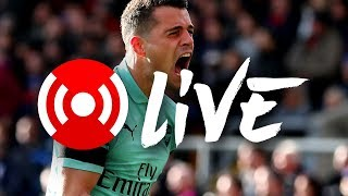Crystal Palace 2 - 2 Arsenal | Arsenal Nation Live: The Verdict