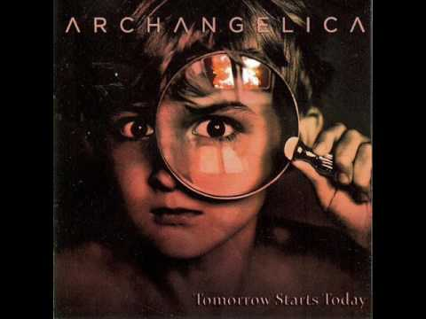 Archangelica    A Trip to Mars