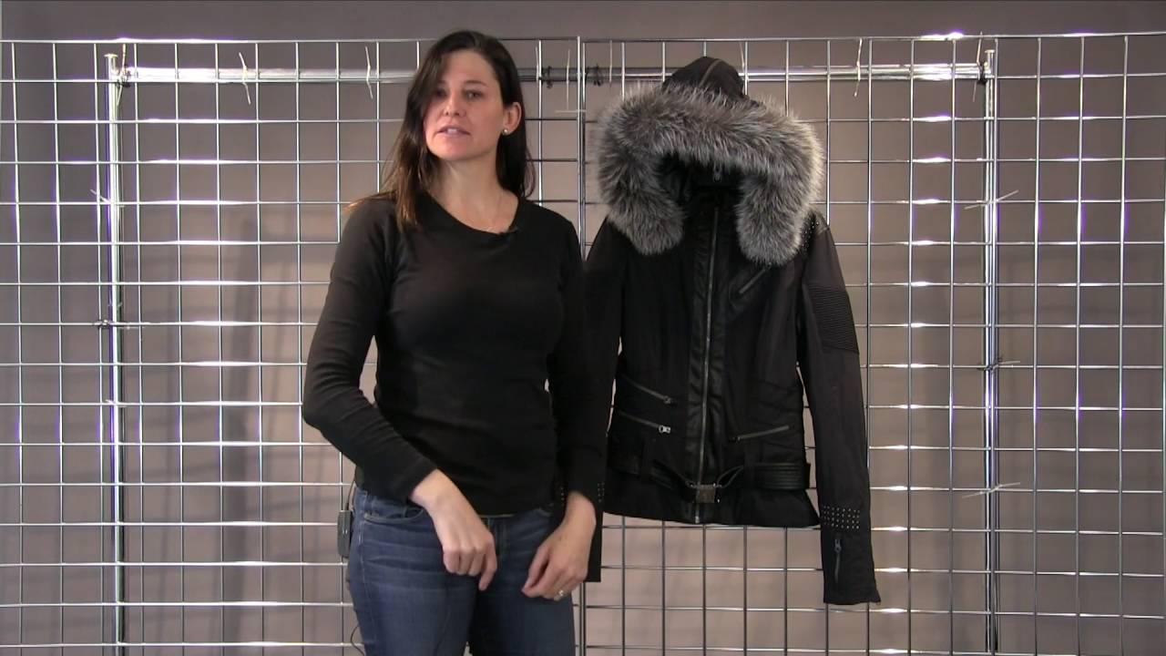 Spyder Women s Amour Jacket 2016-2017 - YouTube 905c9072b3f
