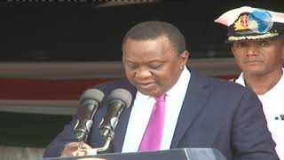 President Kenyatta urges Kisii people to join him and Raila in his effort to unite all Kenyans