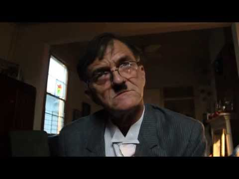 Martin as Hitler, AUDITION [untitled minseries]