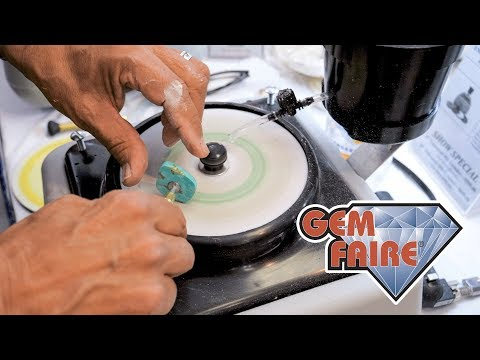 Gem Faire Vendor Spotlight: Wendell Wright Of Ameritool Lapidary Equipment