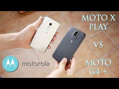 Motorola Moto X Play vs Motorola Moto G4 Plus