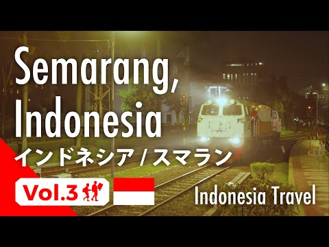 Travel in Indonesia Day3 / インドネシア旅 No.003
