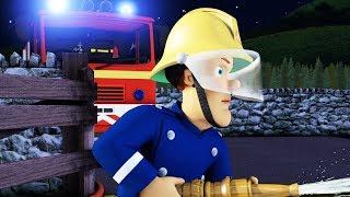 Fireman Sam New Episodes | Mandy's Mountain - Missing child Alarm! | 1h  🚒 🔥 Kids cartoon