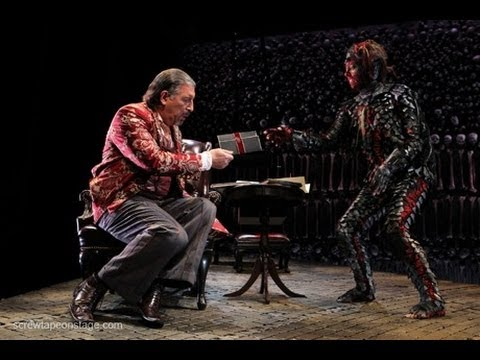 the screwtape letters - max mclean - youtube