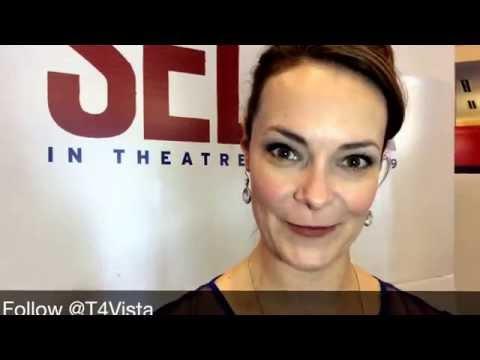 1/11/15 Actress Tara Ochs (Viola Liuzzo) & Jordan Rice SELMA Movie Premire in Atlanta, Georgia USA
