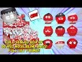 40 x Red Nose Day Blind Bags 2017 FULL SET OF RED NOSES - On The Hunt For FRANKINOSE