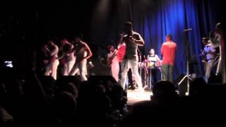 Charanga Habanera -Closing set La Entrevista-Gozando en la Habana & More Live in Toronto 4-18-15
