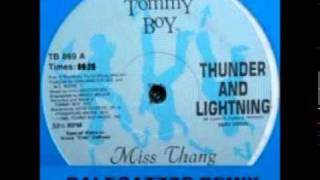 miss thang   thunder & lights  balegatzzo remix