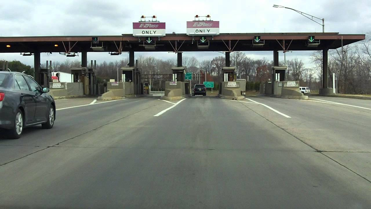 New Jersey Turnpike (Exit 7) outbound