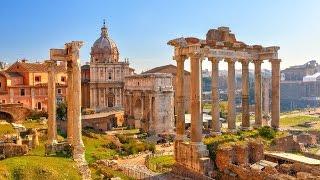видео Рим. Вечный город. Достопримечательности и немного истории (часть 1)