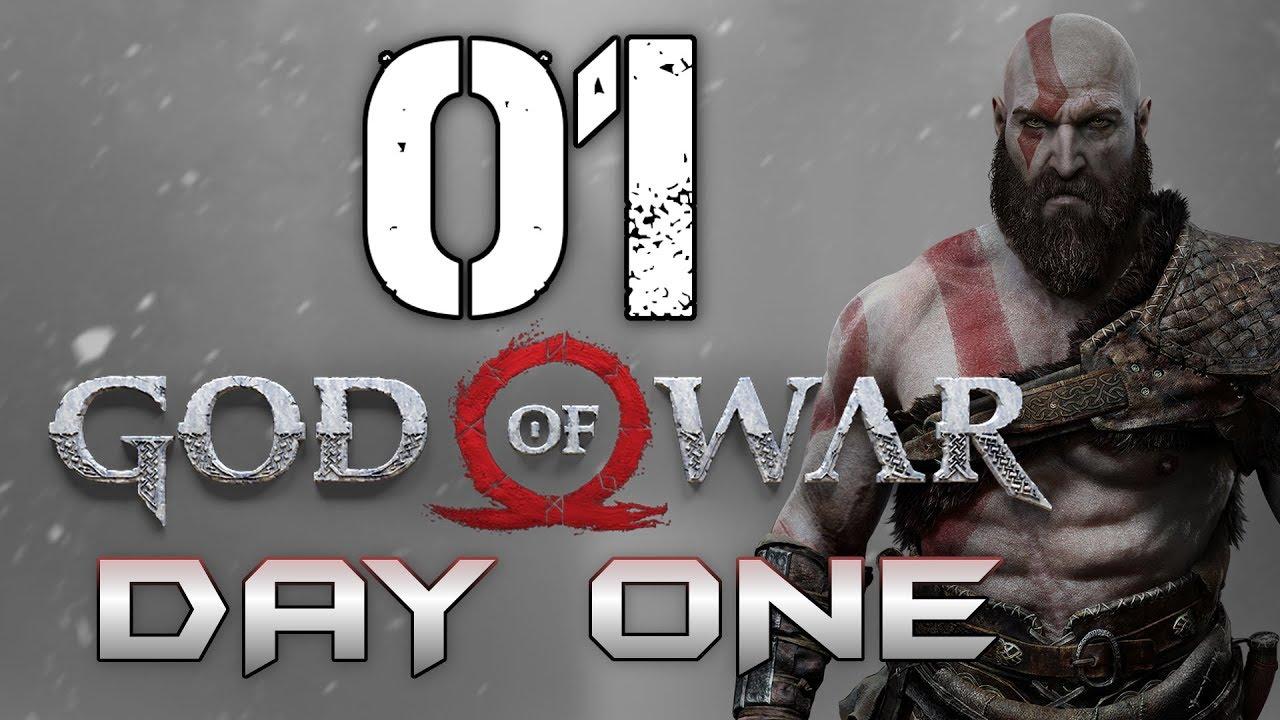 god of war day one edition walkthrough