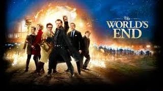 The World's End (2013) Movie Review by JWU