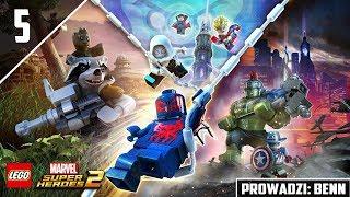 LEGO Marvel Super Heroes 2 [#5] - Hydra, wredna WYDRA!