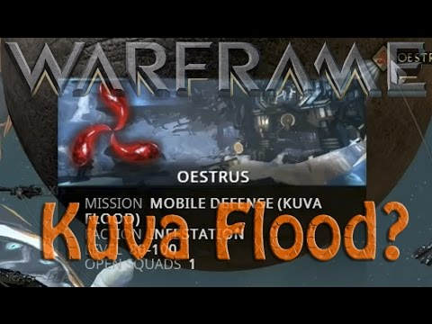Warframe - Kuva Flood (2x kuva)