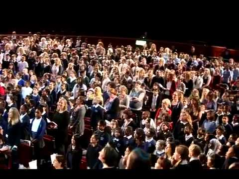 Redbridge Music Schools at the Royal Albert Hall