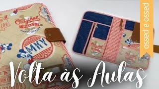 Pasta Organizadora Multiuso - By Fê Atelier