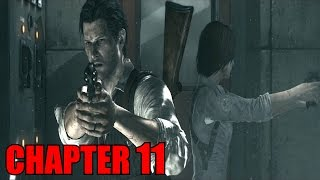 The Evil Within Walkthrough Chapter 11 - Reunion No Damage / All Collectibles (PS4) 60fps