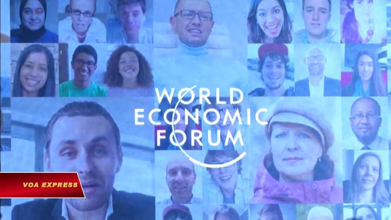 Tổng thống Trump dự Diễn đàn Kinh tế Thế giới