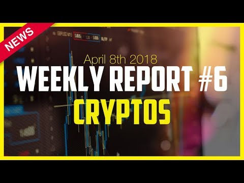 This Week In The Crypto World - April 8th - Learn Everything About Cryptocurrencies - Crypto News