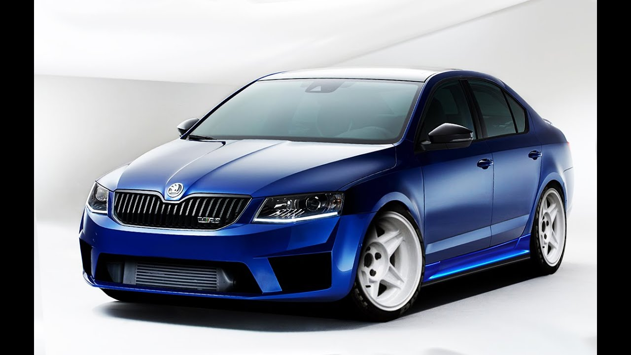 virtual tuning skoda octavia rs 160 youtube. Black Bedroom Furniture Sets. Home Design Ideas