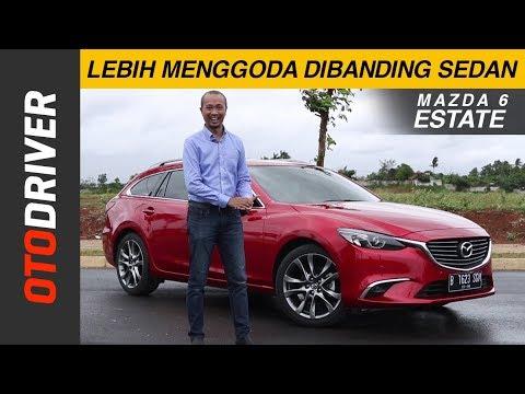 Mazda 6 Estate 2018 Review Indonesia | OtoDriver