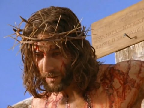 The Crucifixion of Christ from the Four Gospels - May 22, 2016 [Widescreen 480p]