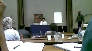 quran recitation and nasheeds by nazeel azami in cambridge