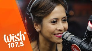 "Rachel Alejandro sings ""Kay Tagal"" LIVE on Wish 107.5 Bus"