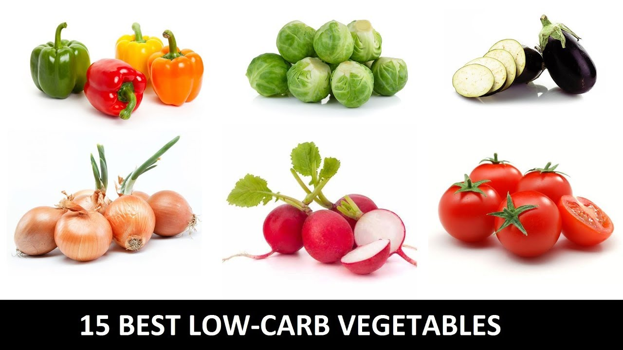 15 Best Low Carb Vegetables Youtube