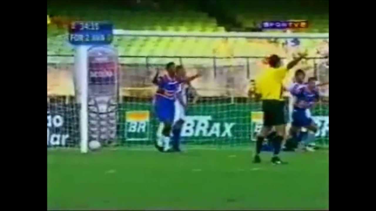 Fortaleza 2 x 0 Avaí (Campeonato Brasileiro Série B 2004)