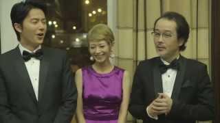映画『そして父になる』キャストの福山雅治、尾野真千子、真木よう子、...